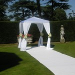 Brocket Hall Chuppah