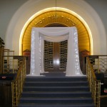 Edgware Synagogue Chuppah